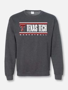 "Texas Tech Red Raiders Basketball ""Frank"" Crewneck Sweatshirt"