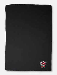 Texas Tech Raider Red Fleece Blanket