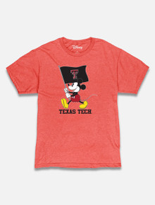 "Disney x Red Raider Outfitter ""Flag Waver Mickey"" T-Shirt"