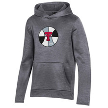 "Under Armour Texas Tech Red Raiders Youth ""Insider"" Fleece Hoodie"