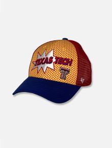 "47 Brand KIDS ""Comic"" Tri-Color Snapback Cap"
