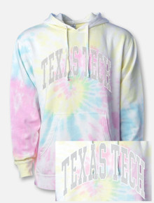"Texas Tech Red Raiders Tye Dye ""Gnarly Arch"" Hoodie"
