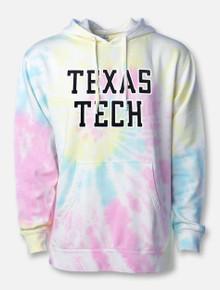 "Texas Tech Red Raiders ""Tie Dye Twill"" Hoodie"
