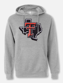 "Texas Tech ""Midweight Pride"" Twill Hood"