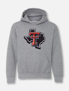 Texas Tech Lonestar Pride Twill YOUTH Hoodie