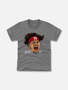 """Texas Tech Red Raiders """"Face of Tech Football"""" YOUTH T-Shirt"""
