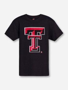 Texas Tech Full Color Double T Toddler Tee