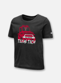 """Arena Texas Tech Red Raiders """"Off Road Jeep"""" TODDLER T-Shirt"""