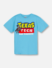 "Texas Tech Red Raiders ""Building Blocks"" Toddler T-Shirt"