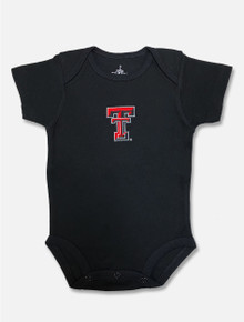 Texas Tech Red Raiders Double T Embroidered INFANT Onesie