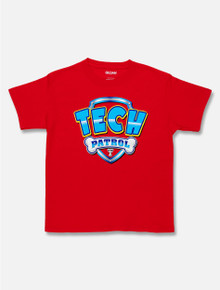 "Texas Tech Red Raiders ""Puppy Love"" Toddler T-Shirt"