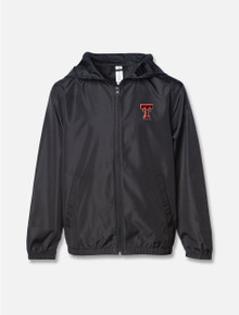 Texas Tech Double T Lightweight Windbreaker YOUTH Jacket