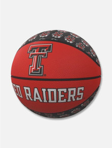 "Texas Tech Red Raiders ""Raider Red"" Junior Basketball"