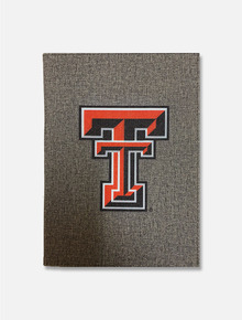 Texas Tech Red Raiders Double T Padfolio