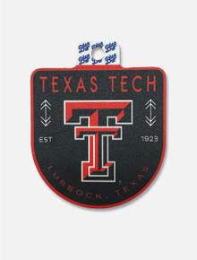 "Texas Tech Red Raiders ""Index"" Decal"