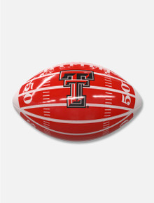"Texas Tech Red Raiders Mini ""Field Hashtags"" Football"