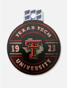"Texas Tech Red Raiders ""Banana Joe"" Decal"