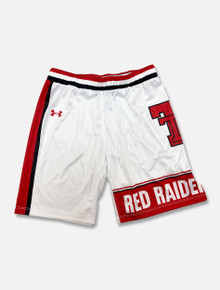 "Texas Tech Under Armour ""Retro"" Basketball Shorts"