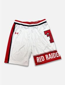 """Texas Tech Under Armour """"Retro"""" Basketball Shorts"""