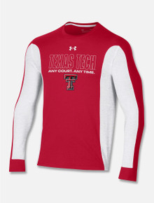 Texas Tech Red Raiders Under Armour 2021 Conference Shooting Shirt