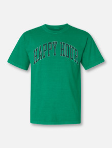"Lubbock Broadway Shuffle ""Happy Hour"" St. Patty T-Shirt"