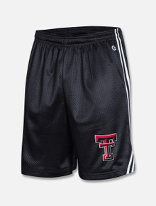 """Texas Tech Red Raiders Champion """"Lacrosse Double T"""" Shorts"""
