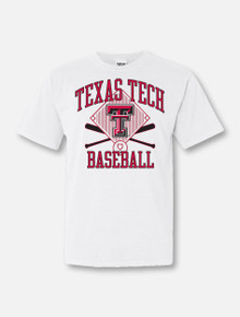 "Texas Tech Red Raiders Baseball ""Hot Potato"" T-shirt"