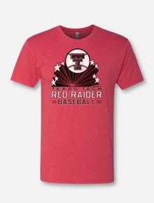 "Texas Tech Red Raiders Baseball ""All Star"" Short Sleeve T-shirt"