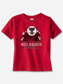 "Texas Tech Red Raiders Baseball ""All Star"" TODDLER T-shirt"