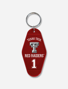 "Texas Tech Red Raiders ""Throwback Motel"" Key"