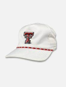 Texas Tech Red Raiders Imperial Red Cord Double T Snapback Cap