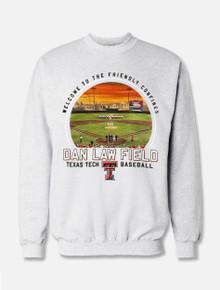 "Texas Tech Red Raiders Baseball ""InScope"" Crewneck Sweatshirt"