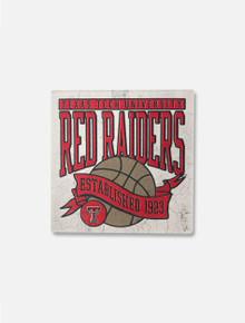 "Texas Tech Red Raiders ""Banner Year"" Coaster"