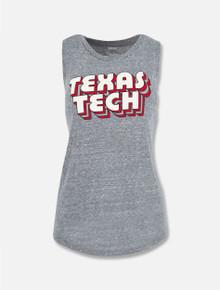 "Pressbox Texas Tech Red Raiders ""Jefferson"" Tank Top"