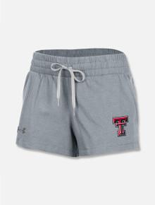 "Texas Tech Red Raiders Under Armour Women's ""Marathon"" Cotton Shorts"