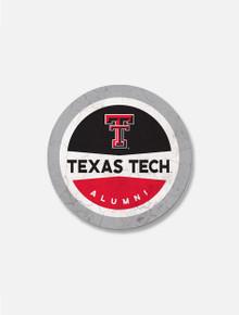 Texas Tech Red Raiders Alumni Car Coaster