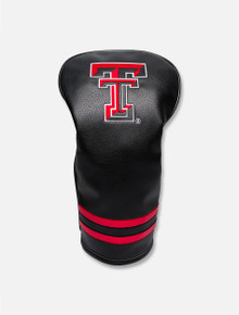 Texas Tech Red Raiders Vintage Fairway Headcover