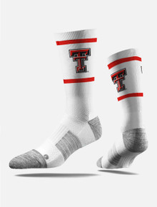 Texas Tech Red Raiders Classic Crew with Double T Socks