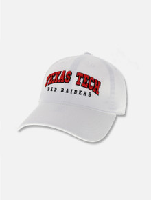Texas Tech Red Raiders Arch over Red Raiders Adjustable Cap