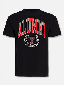 "Texas Tech Red Raiders ""Gnarly Alumni Arch "" T-shirt"