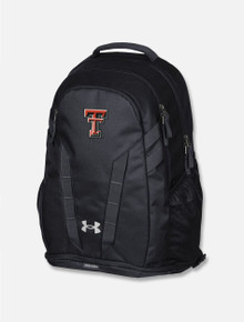 "Texas Tech Red Raiders Under Armour Double T ""Hustle 5.0"" Backpack"