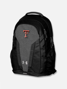 """Texas Tech Red Raiders Under Armour Double T """"Hustle 5.0"""" Backpack"""