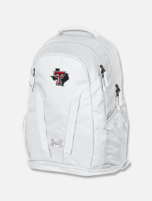 """Texas Tech Red Raiders Under Armour Pride """"Hustle 5.0"""" Backpack"""
