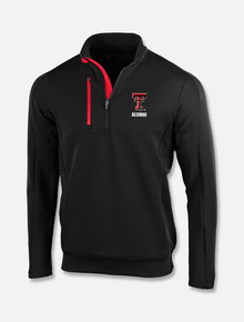 "Antigua Texas Tech Red Raiders Alumni ""Generation"" 1/4 Zip Pullover"