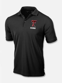 """Antigua Texas Tech Red Raiders """"Legacy Pique"""" Alumni Polo"""