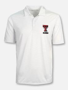 "Antigua Texas Tech Red Raiders ""Alumni Quest"" Polo"