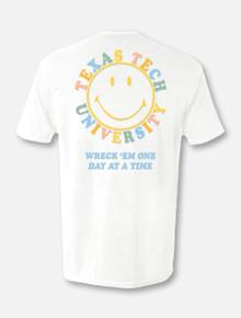 "Texas Tech Red Raiders ""Happy Life"" Puff Print T-Shirt"