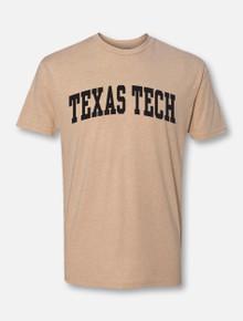 """Texas Tech Red Raiders """"Mushroom"""" Classic Arch T-Shirt"""