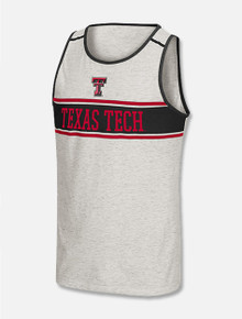 "Arena Texas Tech Red Raiders ""Skateboard"" Tank Top"