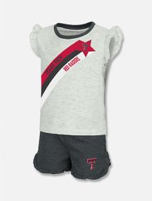"Arena Texas Tech Red Raiders ""Elevator"" Shirt & Shorts Set"